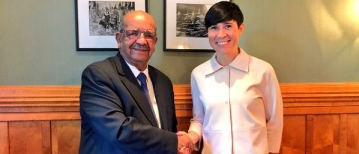 Oslo Forum: Algeria Norway bilateral relations