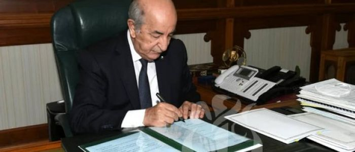Referendum on constitutional amendment: President Tebboune convenes electorate